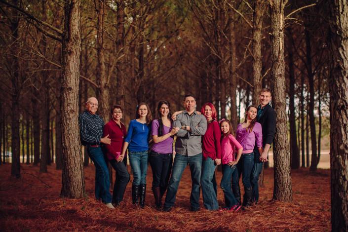Charleston Family Portrait Photography